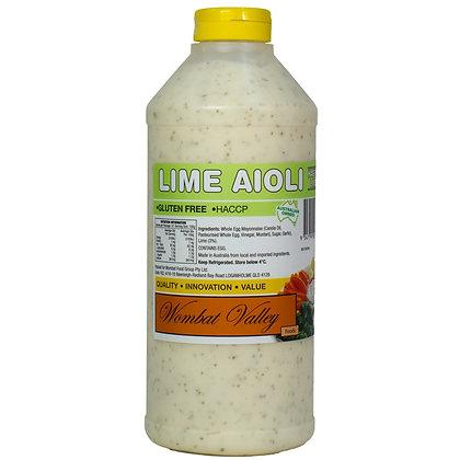 Wombat Valley Kafir Lime & Aioli Mayonnaise 1L (6)