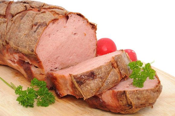 Franz Leberkase Red Pepper Meatloaf R/W
