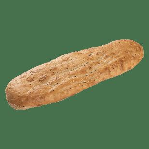 QBA Par Baked Turkish Bread 6.3KG (450GX14)