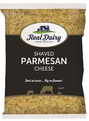 Real Dairy Parmesan Shaved 1KG (10)
