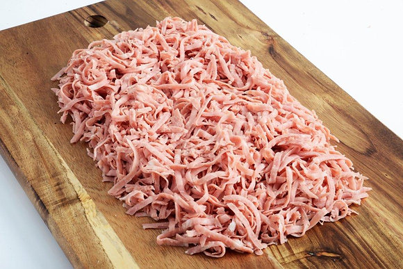 Pizza Ham Shredded Topping 2KG (2)
