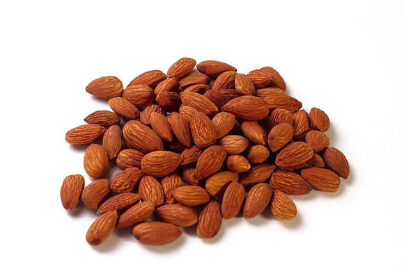 Unsalted Roasted Almonds 1kg