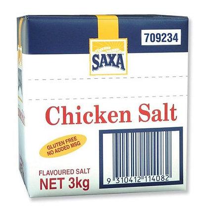 Saxa Chicken Salt Gluten Free 3KG