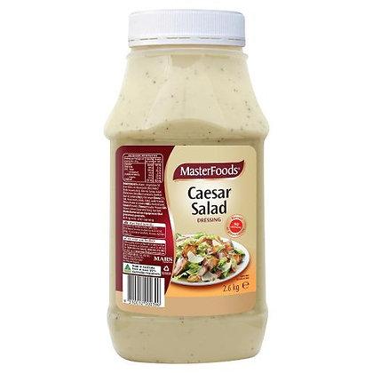 Masterfoods Caesar Salad Dressing 2.6KG (6)