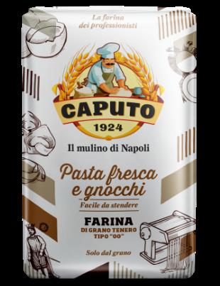 Caputo Brown Pasta Fresca '00' Flour 5kg