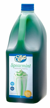 Edlyn Spearmint Topping 3L