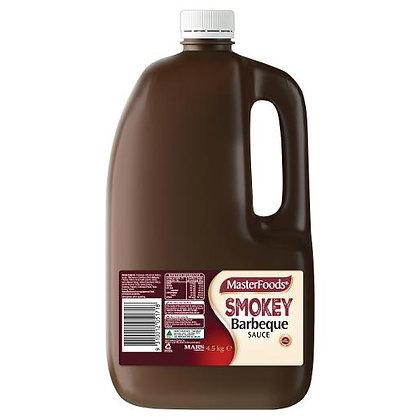 Masterfoods Smokey BBQ Sauce 4.5KG (3)