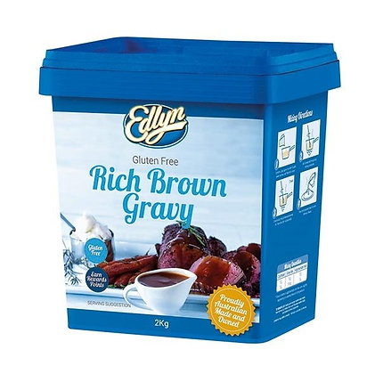 Edlyn Gluten Free Rich Brown Gravy 2kg