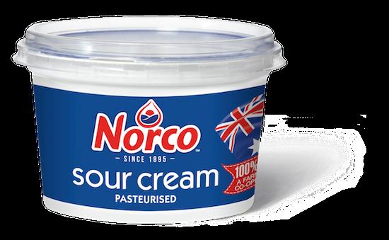 Norco Sour Cream 2L