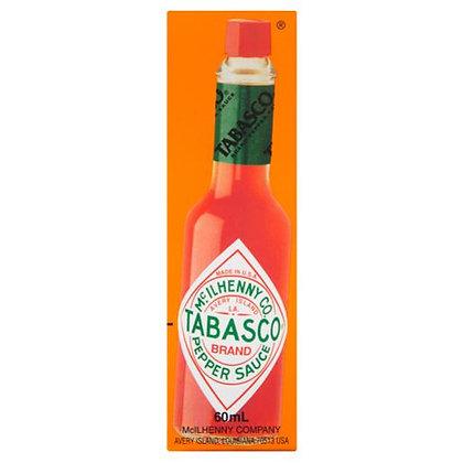 Tabasco Red Pepper Sauce 60ml (12)