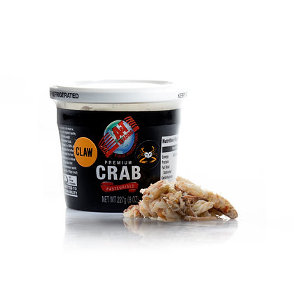 A&T Crab Claw Meat 454G