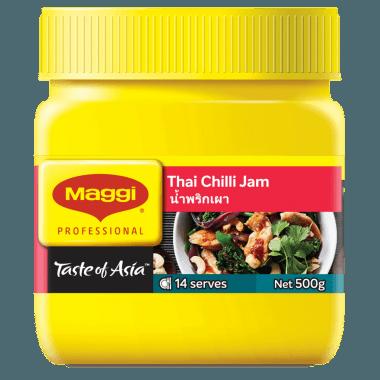 Maggi Thai Chilli Jam 500g