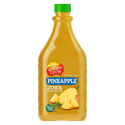 Golden Circle Pineapple Juice 2L (6)