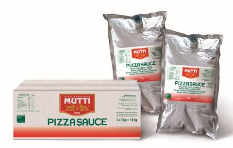Mutti Classico Pizza Sauce BIB 10KG (2X5KG)