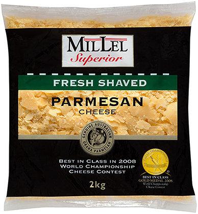 Mil Lel Shaved Parmesan 2KG (6)