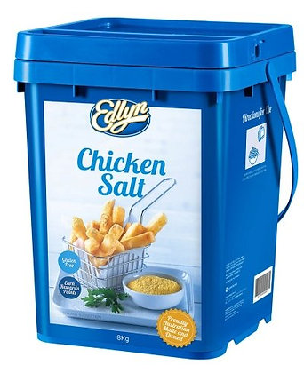 Edlyn Chicken Salt 8KG (G/F)