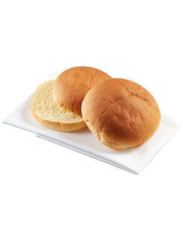 "4.5"" Potato Bun Sliced (85GX48)"