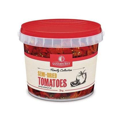 Sandhurst Semi Dried Tomatoes 2KG (2)
