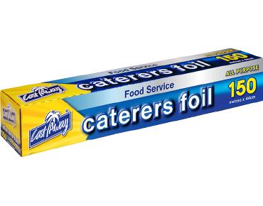All Purpose Aluminum Caterer's Foil 44cmX150m