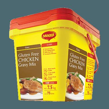 MAGGI Classic Gluten Free Chicken Gravy Mix 7.5KG