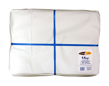 Costwise® Newsprint Paper Large White Size: 890X580mm 550's