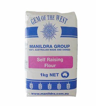 Manildra Self Raising Flour 12.5KG