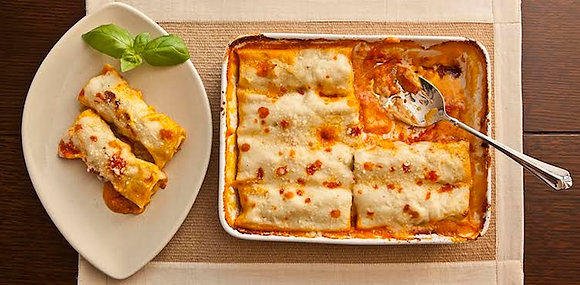 Angelos Chicken & Veal Cannelloni 1.2KG (66GX18)