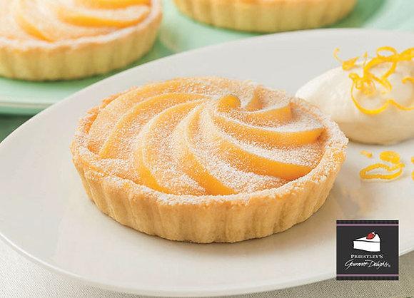 Priestleys Citrus Tart Gluten Free (149GX6) (6)