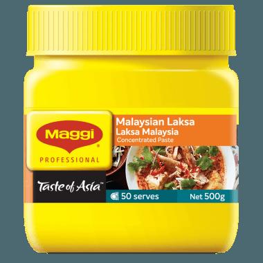 MAGGI TASTE OF ASIA Malaysian Laksa Paste 500G