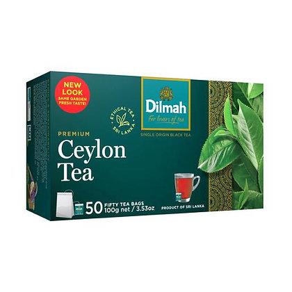 Dilmah Tea Bags Premium 50's 100G Net Weight (12)