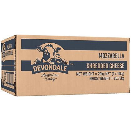 Devondale Block Mozzarella 10KG (2)