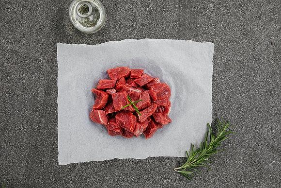 Fresh Diced Beef 2.5KG R/W