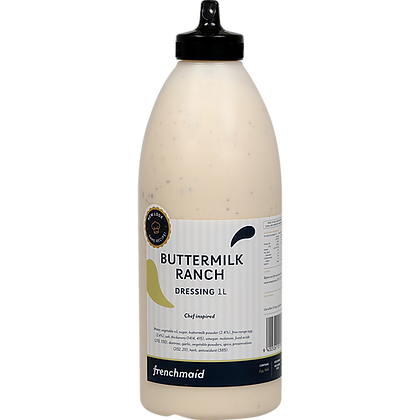 French Buttermilk Ranch Dressing 1L (12)