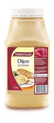 Masterfoods Dijon Mustard 2.5KG (6)