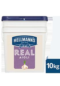 HELLMANN'S Real Aioli 10KG
