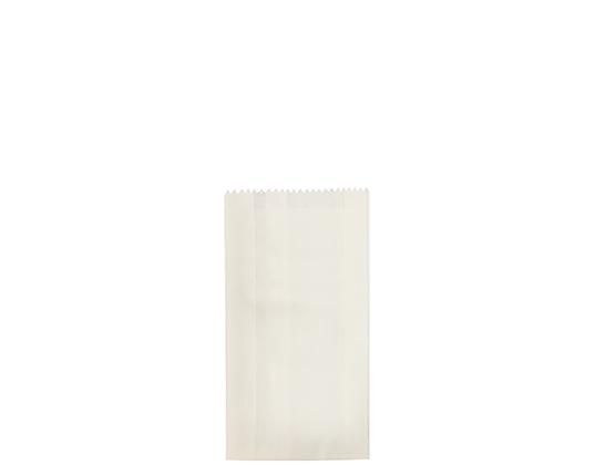 #1 Paper Satchel White (500's)