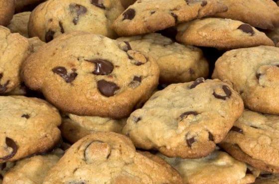 Bakels Chocolate Chip Cookies 5KG (40GX125)