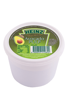 Heinz Smooth Avocado Pulp 454G (12)
