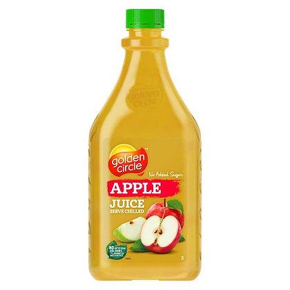 Golden Circle Apple Juice 2L (6)