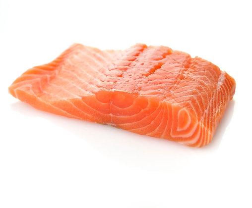 KB's Salmon Portions Skin On 5KG (200GX25)