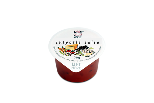 French Maid Chipotle Salsa 3KG (30GX100)