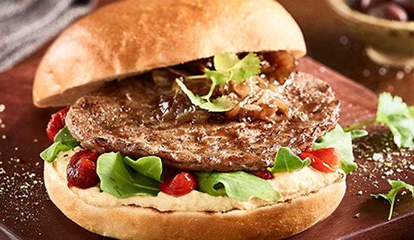 BUTLERS 100% Halal Beef Burger 5KG (100GX50)