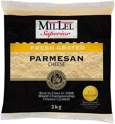 Mil Lel Grated Parmesan 2KG (6)