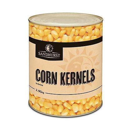 Sandhurst Corn Kernals in Brine 2.95KGA9 (6)