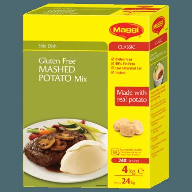 Maggi Classic Gluten Free Mashed Potato Instant Mix 4kg