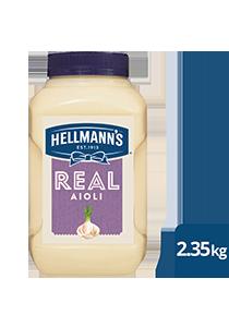 HELLMANN'S Real Aioli 2.35KG (4)
