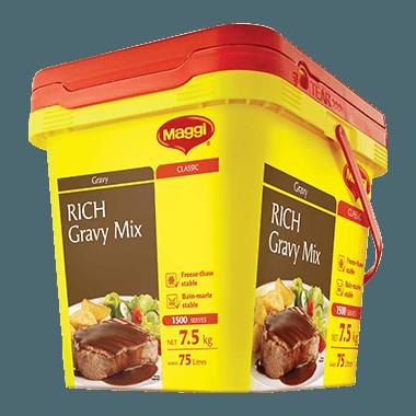 Maggi Classic Rich Gravy Mix 7.5kg