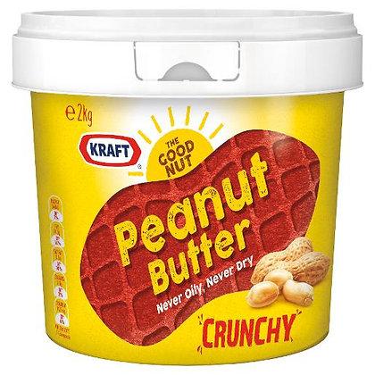 Kraft Peanut Butter Crunchy 2KG (4)
