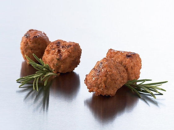 Colonial Farm Fully Cooked Beef Meatballs 1KG