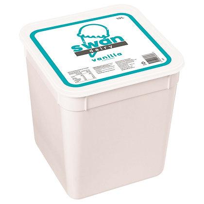 Swan Vanilla Ice Cream 10L